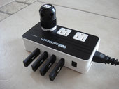 Appareil de mesure electrosmog