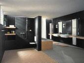 Wir planen und beraten Sie in allen Angelegenheiten rund um Ihr neues Bad zum wohlfühlen und entspannen