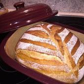 Brot aus dem Ofenmeister und Zaubermeister von Pampered Chef mit Onlineshop