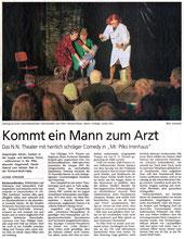 Schwäbisches Tagblatt 4.10.2008