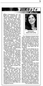 Schwäbisches Tagblatt 19.7.2007