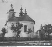 Cerkiew w Izbach