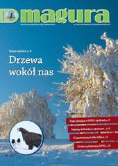 Zdjęcie na okładce: Zimowy pejazaż, fot. Agnieszka i Damian Nowak Orzeł przedni i sroki, fot.Agnieszka i Damian Nowak (zdjęcie w kółku)