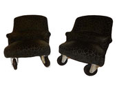 fauteuils crapauds