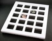 Hörgeräte Tablett / Display für Hörakustiker Fachgeschäfte.