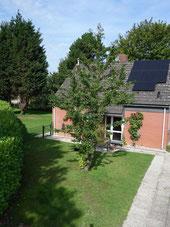 www.ferienhaus1.de - Haus von vorn