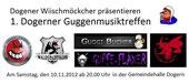 Guggenmusiktreffen 2012 (Südkurier)