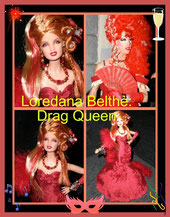 LE BARBIE DRAG QUEEN!