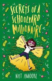 Nat Amoore Children's Writer Author Podcast Host One More Page Secrets Of A Schoolyard Millionaire Penguin Random House Author Visits Schools
