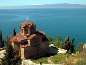 Church of Saint Jovan, Ohrid