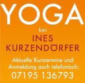 Yoga und Entspannung in Winnenden
