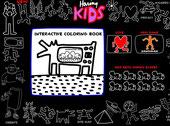 Haring site voor kinderen