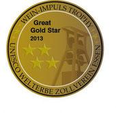 Weingut Nägelsförst in Baden-Baden gewinnt Wein-Impuls-Trophy gold, silber,