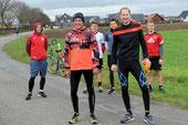 Salzbergen - Marathon 2021