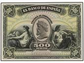 Billetes en su Historia