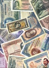 billetes gusta