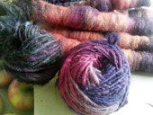 Workshop: Art Yarn und Zwirnen