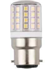 B22d Blinker LED