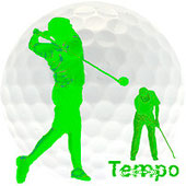 Mobile Golf Tempo Logo