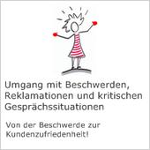 Claudia Karrasch, Seminar, Training, Beratung, Bonn, Umgang mit Beschwerden und Reklamationen