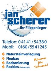 Jan Scherer - Ihr Fliesenleger - Stade