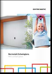 Normstahl Schwingtore (PDF, ca. 1,1 MB)