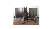 Coleccionando figuras del CAJURZOO