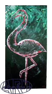 stefan ART, Flamingo