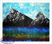 stefan ART, Rainbow Mountains