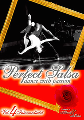 Perfect Salsa DVD vol, 4  ¥5,500