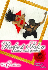 Perfect Salsa DVD vol, 6  ¥6,600