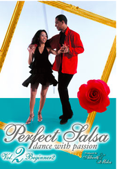 Perfect Salsa DVD vol, 2  ¥4,400