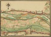 Le Port de Montlouis (Indre-et-L) carte XVIIIe s.