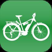 Trekking e-Bikes und Pedelecs in der e-motion e-Bike Welt in Düsseldorf