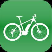 e-Mountainbikes in der e-motion e-Bike Welt in Wiesbaden
