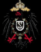 Герб Германии до 1918 года, Дизайн: Эмиль Doepler d. J. Drawing,  Дэвид Liuzzo