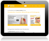 Parodontitis Behandlung Kastellaun