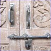 India poort,Indiase kast, oosterse meubels, Rajasthan kast, Yugaray, houtsnijwerk