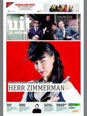 Metro Rotterdam Herr Zimmerman Fraulein Z TanzMan Wild Wild West Party