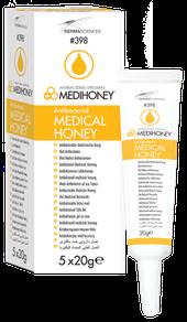 Medihoney antibakterieller medizinischer Honig Produktfoto
