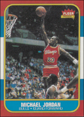 Fleer 1986/1987 / ROOKIE CARD