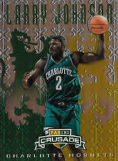 LARRY JOHNSON / Crusade 2012/2013 / Parallel - No. 115  (#d 20/25)