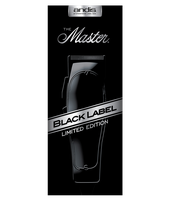 ANDIS MASTER BLACK LABEL LIMITED EDITION $159.99