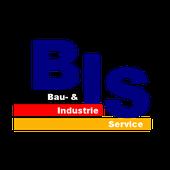 Logo BIS Bau und Industrie Service Bergheim Metallbau Treppen Türen Tore Geländer Balkone Überdachungen Fenster