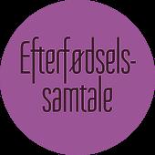 Efterfødselssamtale hos privat jordemoder og behandler Winnie Elholm i Aarhus