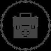 Symbol Arztkoffer