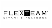Logo FLEXTEAM, represented by Oriefe interior, Agency for interior design