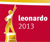 Wir bei Leonardo!
