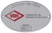 Japan Akita, Züchter im VDH, Züchter 2017, Züchter im Japan Akita e.V.