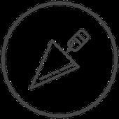 Symbol Maurerkelle